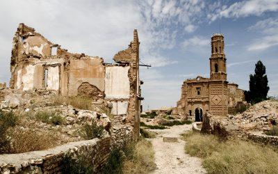 Pueblos abandonados y bellos de España