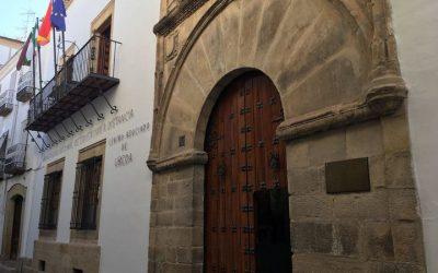 La UNED de Úbeda, sede virtual del X Congreso Andaluz de Sociología