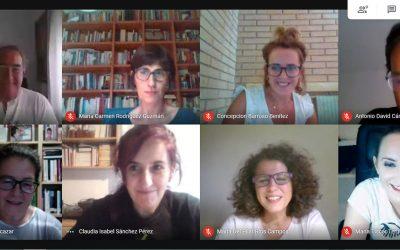 Nueva reunión virtual del Comité de Organización del X Congreso Andaluz de Sociología